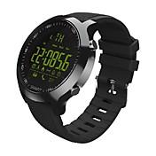 Reloj elegante Resistente al Agua Calorías Quemadas Podómetros Información Control de Mensajes Control de Cámara Deportes Podómetro Mando