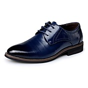 Men's Leather Spring / Fall Business / Co...