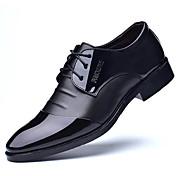 Men's Shoes Leatherette Spring Summer Dri...
