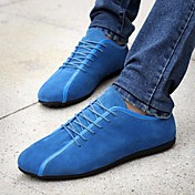Men's Comfort Shoes Suede Spring / Fall S...