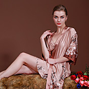 Women's Suits Satin & Silk Pajamas-Stylis...