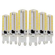 YWXLIGHT® 6pcs 7W 600-700lm G9 LED Bi-pin...
