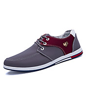 Men's Shoes PU Spring / Fall Comfort Oxfo...