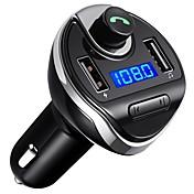 T20 Bluetooth 3.0 Bluetooth Car Kit FM Tr...