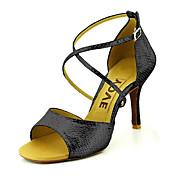 Women's Latin Shoes / Salsa Shoes Paillet...