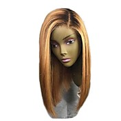 Remy Human Hair Lace Front Wig Brazilian ...