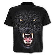 Men's Active / Basic T-shirt - Geometric ...