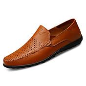 Men's PU(Polyurethane) Fall Comfort Loafe...