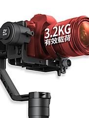 zhiyun guindaste 2 eixos handheld gimbal camra video gyro stablizer brushless para canon para nikon para câmera digital SLR carga 3200g