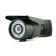 Camera de supraveghere video de 1/3 inch ccd 600tvl ir cctv pentru siguranta la domiciliu