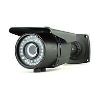 1/3 Inch CCD 600TVL IR CCTV Camera Surveillance Camera for Home Safety