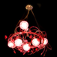 cheap Pendant Lights-Modern/Contemporary Mini Style Pendant Light Ambient Light For Living Room Bedroom Dining Room 110-120V 220-240V Bulb Not Included