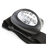 cheap Flashlights & Camping Lanterns-Headlamps Headlight LED 50 lm 1 Mode - Super Light Compact Size Small Size Camping/Hiking/Caving