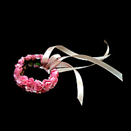 """cheap Wedding Flowers-Wedding Flowers Wrist Corsages Wedding Party / Evening Paper 4.72""""(Approx.12cm)"""