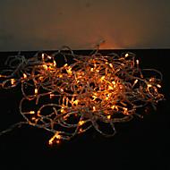 18m de 180 LED coloridos de luz 8 modos de faíscas luz da corda de fadas natal (220v)