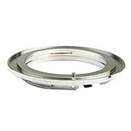 kameralinsen for canon eos ef adapteren for montering 550D 60d 7d 5d