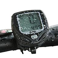Sunding plastic de inginerie fără fir 15 funcții de impermeabil ciclism calculator 548c2 (negru)