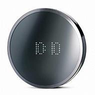 beleza espelho despertador digital (branco, 1xAAA)
