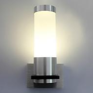お買い得  壁掛けライト-コンテンポラリー ウォールランプ 用途 メタル ウォールライト 90-240V 1W