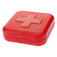 旅行用ピルケース 携帯式 のために 旅行用緊急グッズ