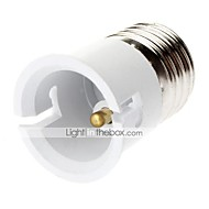 cheap Lamp Bases & Connectors-E27 to B22-B22 Light Bulb Adapter  High Quality Lighting Accessory