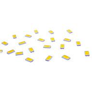 DIY 5730SMD 0.5W 3000K 50LM Quente White Light Emitter LED (20pcs)