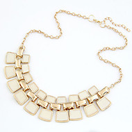 Dámské Obojkové náhrdelníky dámy Cikánské Módní Cikánský Bílá Černá Fialová Náhrdelníky Šperky Pro Svatební Párty Denní