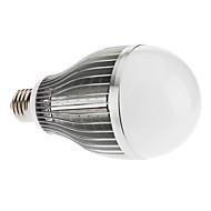 billige Stearinlyslamper med LED-900 lm LED-lysestakepærer 12 leds Høyeffekts-LED Kjølig hvit AC 85-265V