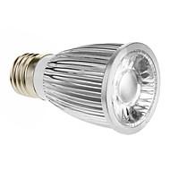 tanie Więcej Kupujesz, Więcej Oszczędzasz-1 szt. 5 W 420-450 lm E26 / E27 Żarówki punktowe LED 1 Koraliki LED COB Zimna biel 85-265 V / 5 V