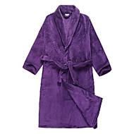 billige Badekåper-Frisk stil Badehåndkle Sett, Ensfarget Overlegen kvalitet 100% Polyester Håndkle Håndkle