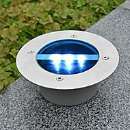 tanie Światła drogi-Oświetlenie podwodne Diody LED LED Akumulator Wodoodporne Dekoracyjna 1szt