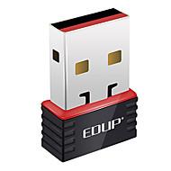 billige Network Adapters-edup ep-n8508 802.11b/g/n 150Mbps trådløs usb adapter
