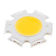 billige Lampesokler og kontakter-diy 3w 250-300lm 300ma 3000k varm hvit lys integrert ledermodul (9-11v)