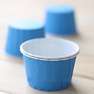 preiswerte Cupcake-Papierförmchen-Kreativ Kartonpapier Geschenke Halter mit Muster Kuchenverpackung und Boxen