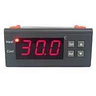 30A 220V LCD digital de temperatură, termocuplu cu senzor