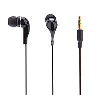 billiga Headsets och hörlurar-H2-102 I öra Kabel Hörlurar Dynamisk Plast Mobiltelefon Hörlur Med volymkontroll / mikrofon headset
