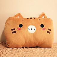bonito dos desenhos animados gato lindo travesseiro novidade