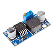 Ultrasmå Lm2596 Power Supply Module DC / DC-Buck 3A Justerbare Buck Modul Regulator Ultra Lm2596S 24V Switch 12V 5V 3V
