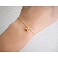 Dame Charm-armbånd Unikt design Venskab Mode minimalistisk stil kostume smykker Legering Smykker Smykker Til Fest Daglig Afslappet