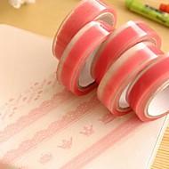 Nuttet Plastikk Klistremerker & Tape Plastikk