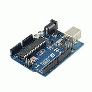 מיקרו-בקר atmega8u2-mu לוח פיתוח uno funduino עם כבל USB ללא תשלום עבור Arduino