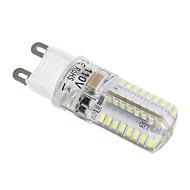 baratos Luzes LED de Dois Pinos-1pç 2.5 W 170-200 lm E14 / G9 Lâmpadas Espiga T 64 Contas LED SMD 3014 Decorativa Branco Quente / Branco Frio 220-240 V / 110-130 V