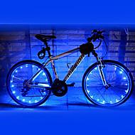 billige Sykkellykter og reflekser-Sykkellykter hjul lys LED Sykling Vanntett AA Lumens Batteri Sykling - FJQXZ