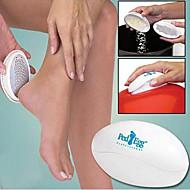 forsigtigt fjerne afstumpede tør hud til jævn smukke fødder pleje fod fil fodpleje