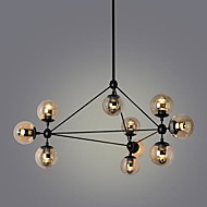 billige Bestelgere-Pendant Lights , 10 Light , Simple Modern Artistic MS-86526