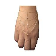 أسورة - تقليد الماس سيدات, ترف, أوروبي, موضة سوار مجوهرات من أجل مناسب للحفلات أزياء Cosplay