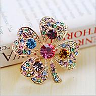 Žene Broševi Kristal Kubični Zirconia dame Zabava Moda Broš Jewelry Obala Duga Za Vjenčanje Party Special Occasion godišnjica Rođendan Dar