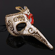 cheap Halloween & Carnival Costumes-Plague Doctor Mask Men's Halloween Festival / Holiday Halloween Costumes Vintage