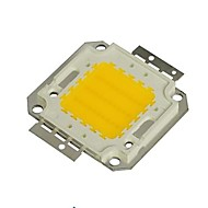 30w 2700lm 3000k branco quente levou chip (30-35v)