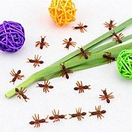 Funny Halloween Toy Ant Simulation  (Set of 24)